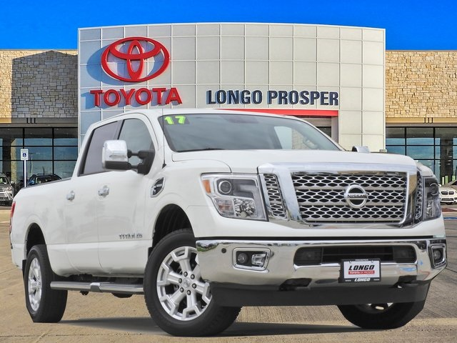 Pre-Owned 2017 Nissan Titan XD SL