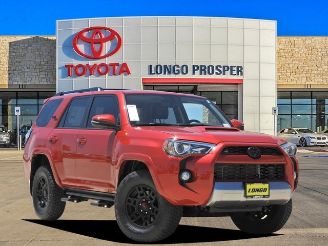 Toyota 4Runner Off Road >> New 2019 Toyota 4runner Trd Off Road Premium 4wd 4d Sport Utility