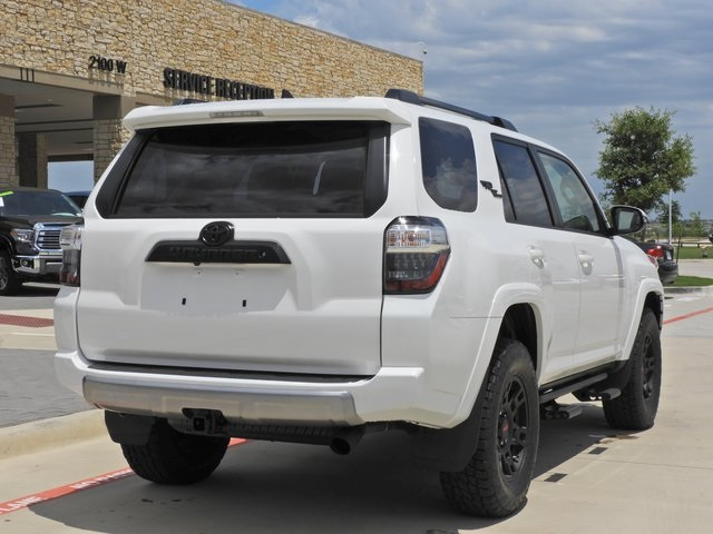 New 2019 Toyota 4Runner TRD Off-Road Premium 4WD 4D Sport Utility