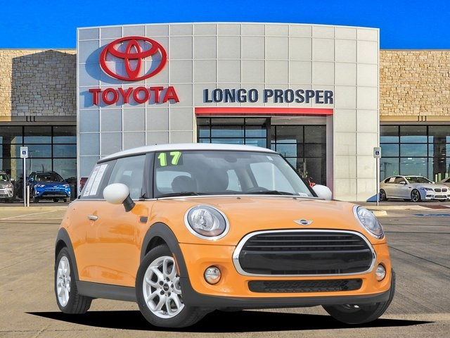 Pre Owned 2017 Mini Cooper Base