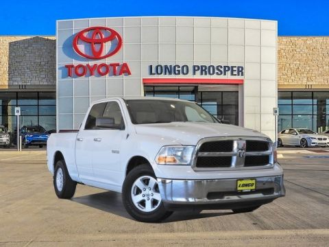 Pre-Owned 2010 Dodge Ram 1500 SLT RWD 4D Extended Cab