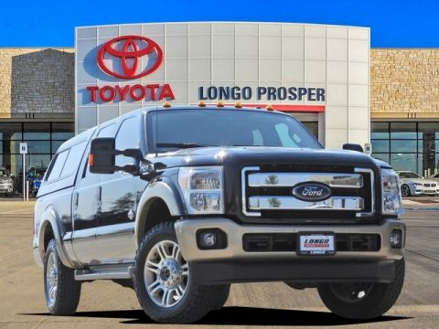 Pre-Owned 2013 Ford F-250SD King Ranch 4WD 4D Crew Cab