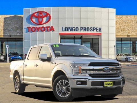 Pre-Owned 2018 Ford F-150 XLT RWD 4D SuperCrew