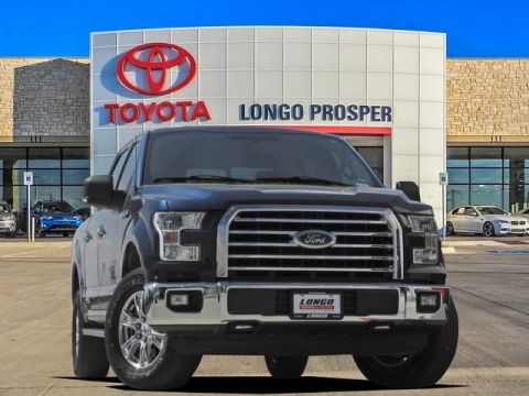 Pre-Owned 2015 Ford F-150 XLT 4WD 4D SuperCrew