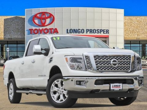 Pre-Owned 2017 Nissan Titan XD SL 4WD 4D Crew Cab