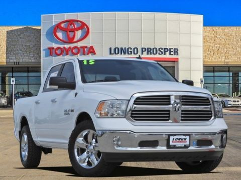 Pre-Owned 2016 Ram 1500 Big Horn 4WD 4D Crew Cab