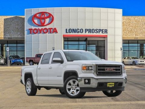 Pre-Owned 2014 GMC Sierra 1500 SLE 4WD 4D Crew Cab