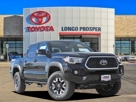 Pre-Owned 2019 Toyota Tacoma TRD Offroad 4WD 4D Double Cab