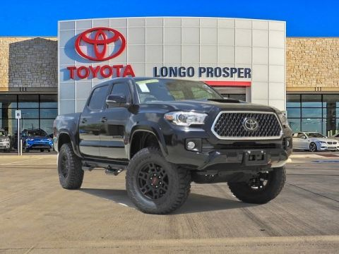 New 2019 Toyota Tacoma TRD Sport 4D Double Cab