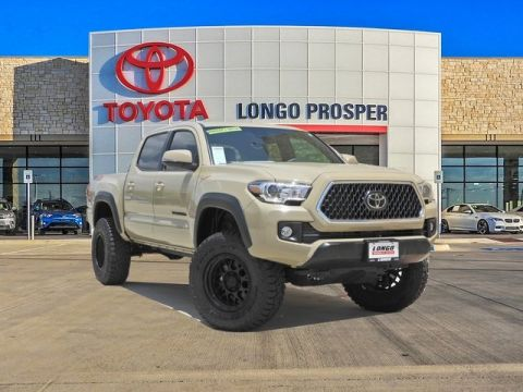 New 2019 Toyota Tacoma TRD Offroad 4D Double Cab