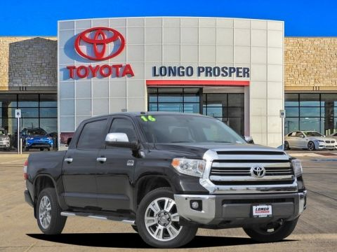 Pre-Owned 2016 Toyota Tundra 1794 4WD 4D CrewMax