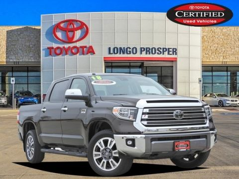 Pre-Owned 2018 Toyota Tundra 1794 4WD 4D CrewMax