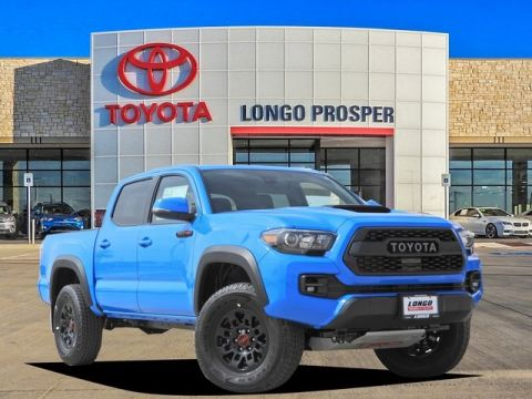 New 2019 Toyota Tacoma TRD Pro 4D Double Cab