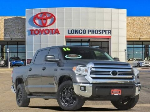 Certified Pre-Owned 2016 Toyota Tundra DLX 4WD 4D CrewMax