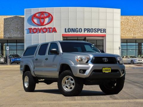 Pre-Owned 2014 Toyota Tacoma SUPERCHARGER 4WD 4D Double Cab