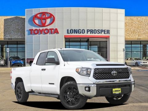 New 2019 Toyota Tundra SR5 4D Double Cab