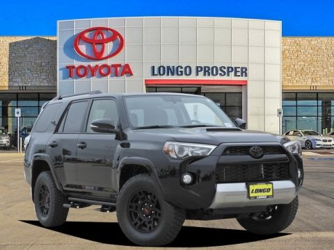 New 2019 Toyota 4Runner TRD Off-Road Premium