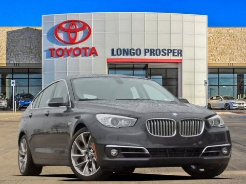 Pre-Owned 2014 BMW 5 Series 535i Gran Turismo